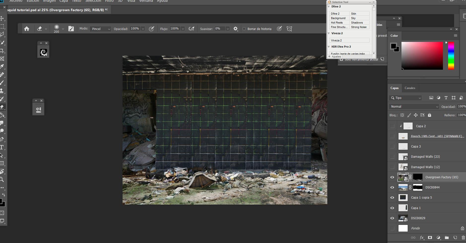Step 4: Edit environment