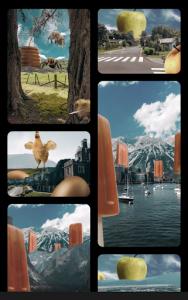 Photoshop Camera app Supersize filter by Shaun Ryken 3