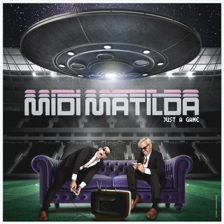 Midi Matilda Just A Game Album Cover