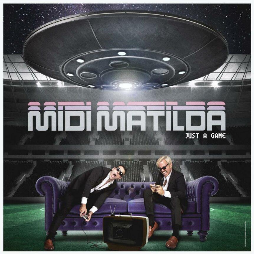 Midi Matilda Just A Game Album Cover